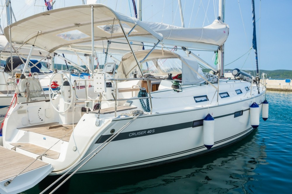 Bavaria Bavaria 40 Cruiser between personal and professional Barcelona