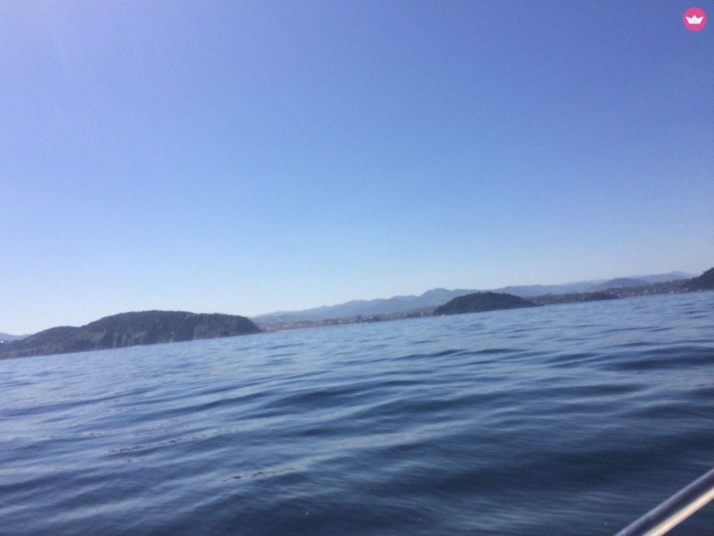 Hire Motorboat with or without skipper Rio Hendaye