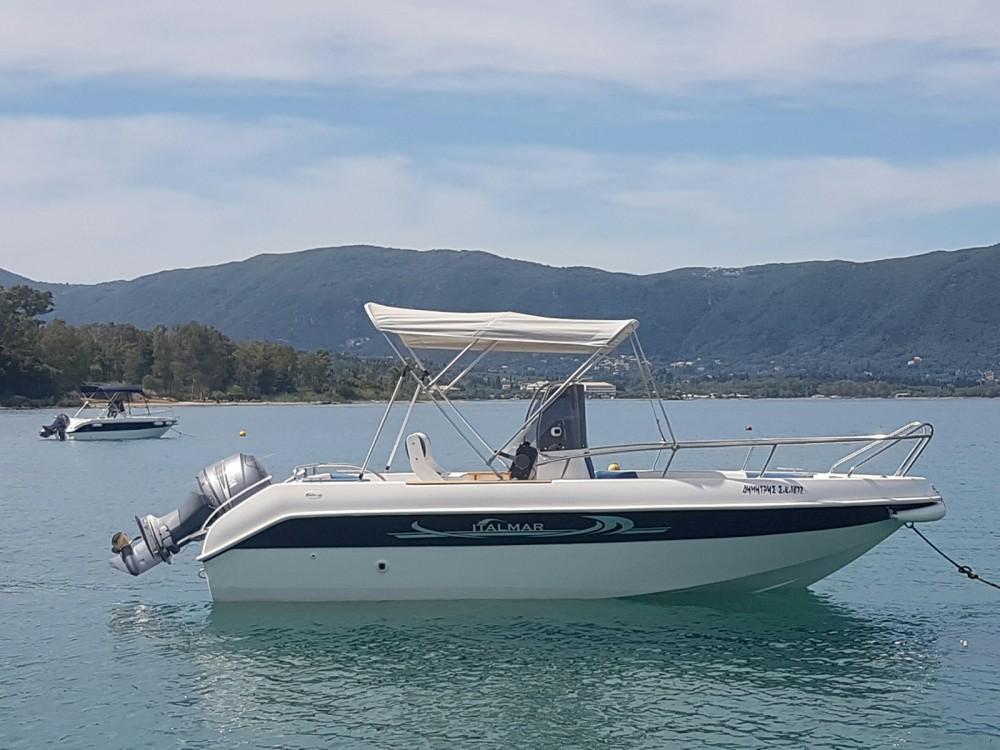 Boat rental Corfù cheap F 30