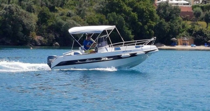 Motorboat for rent Corfu at the best price