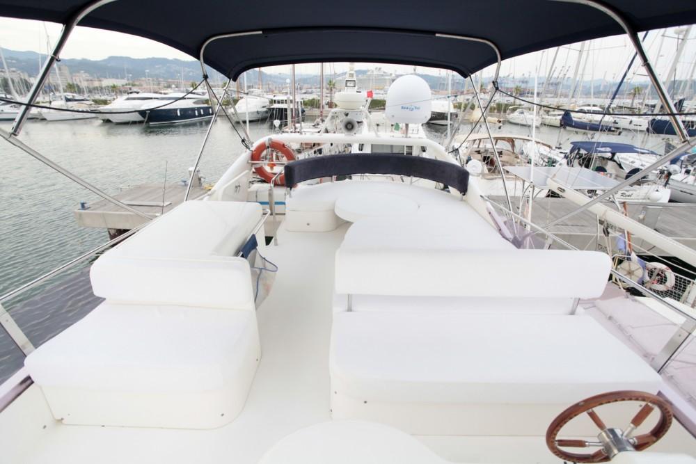 Boat rental La Spezia cheap 55 My