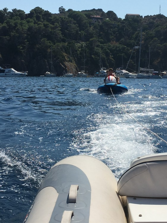Rental Motorboat in La Spezia - Uniesse 55 My