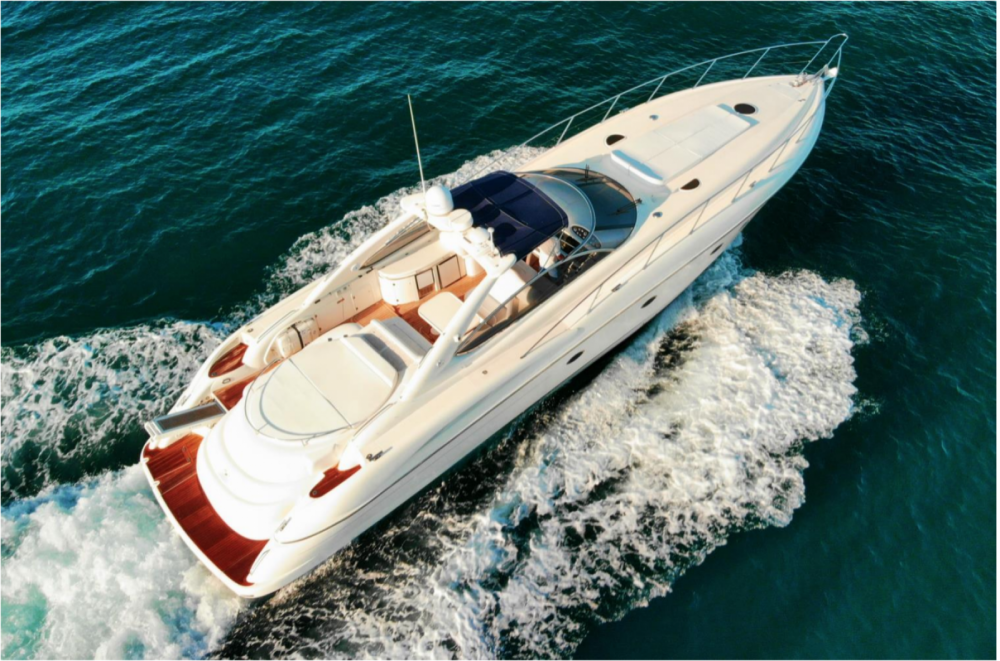 Hire Motorboat with or without skipper Sunseeker Marbella