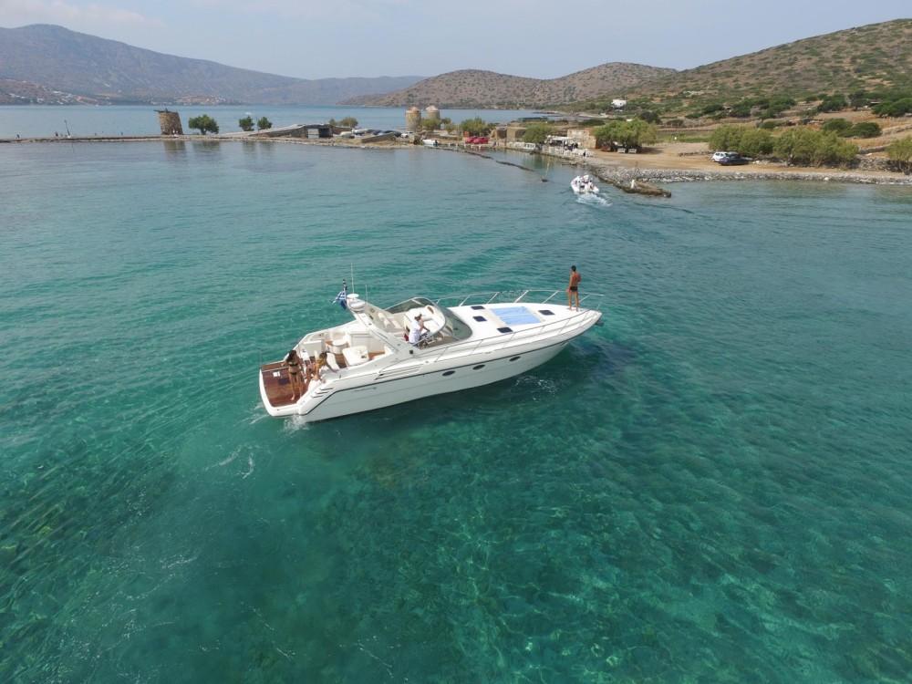 Rent a Cranchi Cranchi 34 Agios Nikolaos