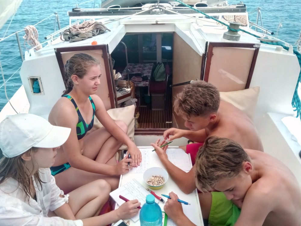 Rental yacht Corfu - Plan-Caroff Astrolabe on SamBoat