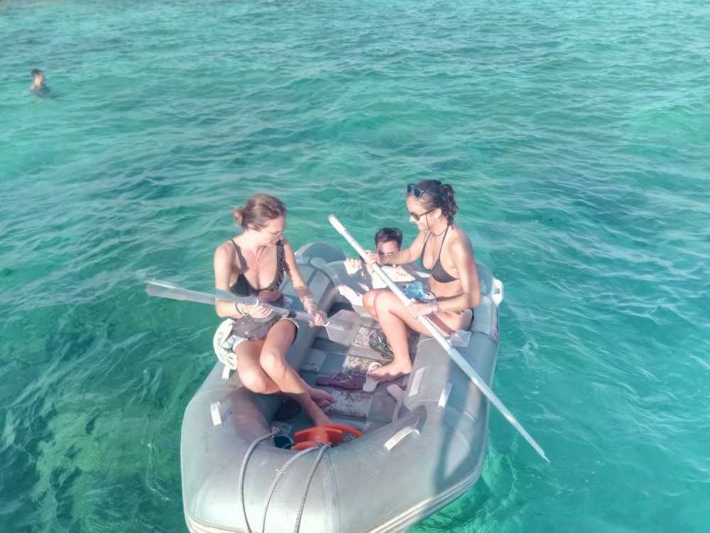 Boat rental Corfu cheap Astrolabe