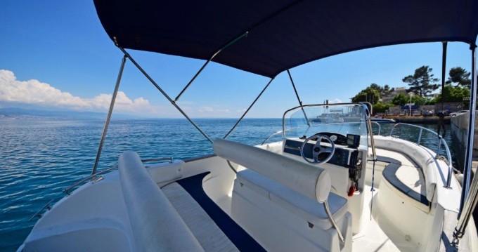 Boat rental Rijeka cheap 19