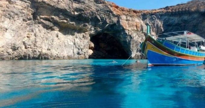 Rent a Traditional Maltese Luzzu Boat Luzzu St. Julian's