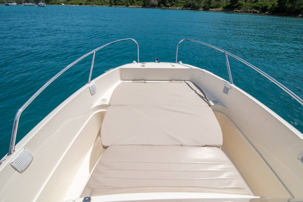Rental yacht Trogir - Quicksilver Activ 605 Open on SamBoat
