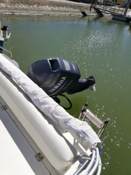 Hire Motorboat with or without skipper Cones-To-Sns-Societe Le Grau-du-Roi