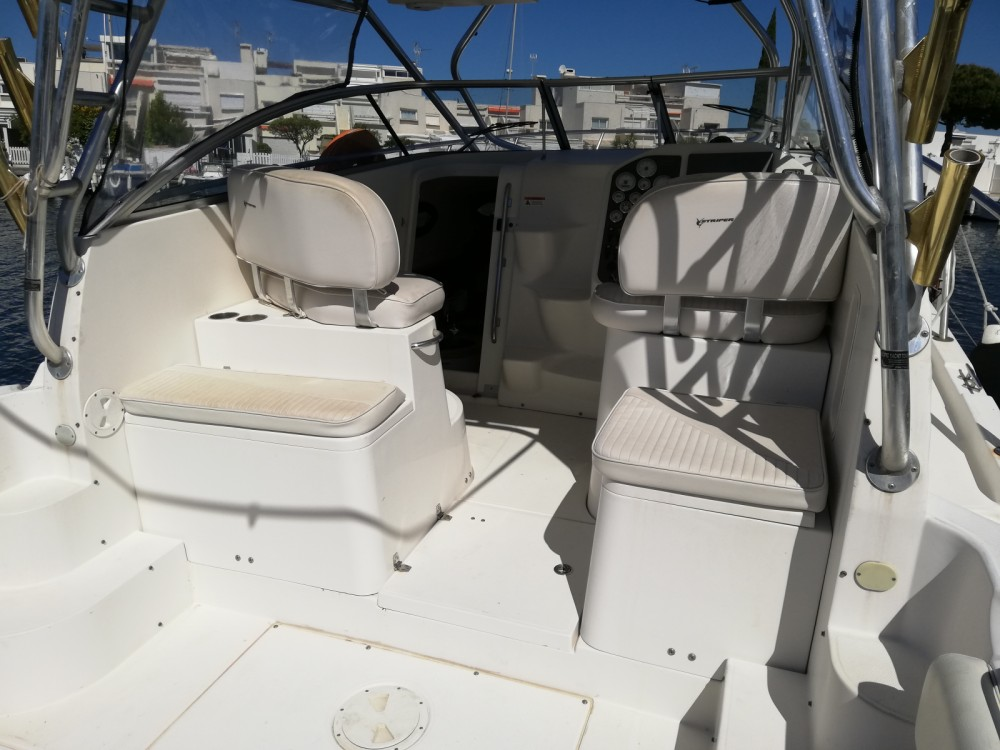 Rental Motor boat in Le Grau-du-Roi - Striper 3309