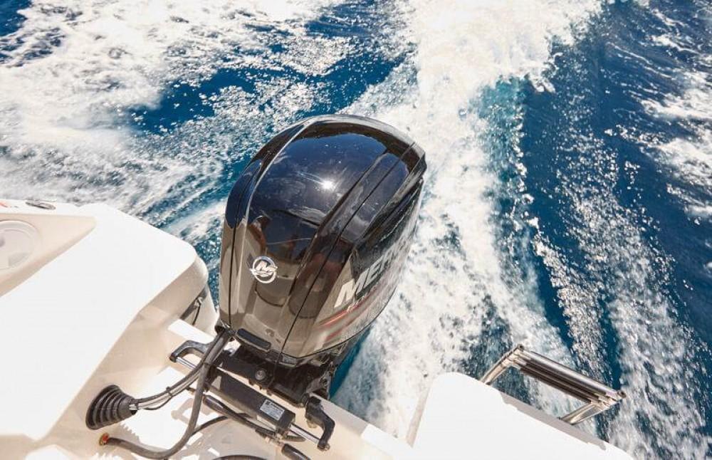 Boat rental Quicksilver Activ 555 Open in Trogir on Samboat