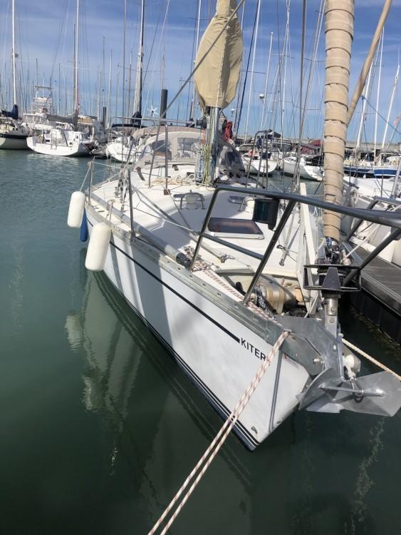 Rent a Jeanneau Sun Legend 41 La Rochelle