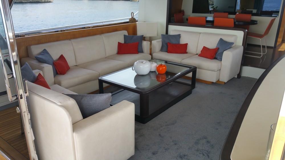 Boat rental Cannes cheap San Lorenzo 72