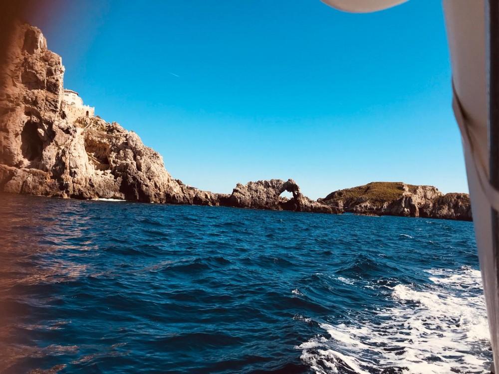 Rental Yacht in Calvià - Sunseeker Hawk 34