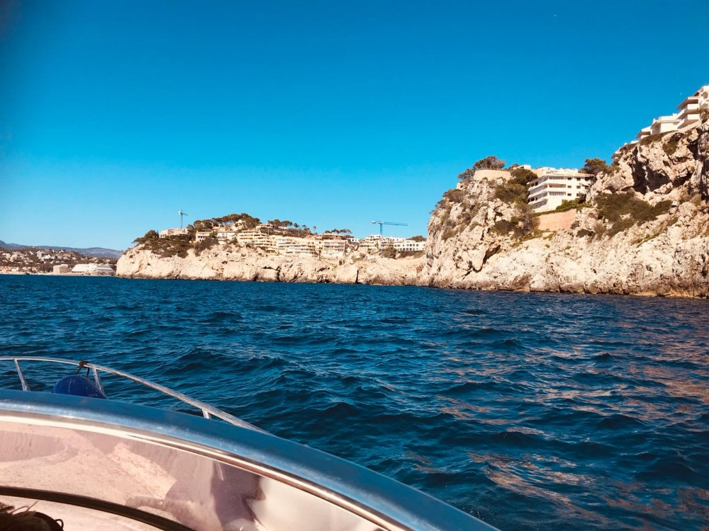 Yacht for rent Calvià at the best price