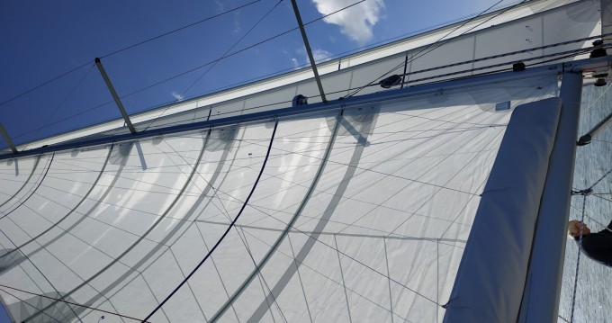 Hire Sailboat with or without skipper Construction-A-Lunite Le Havre
