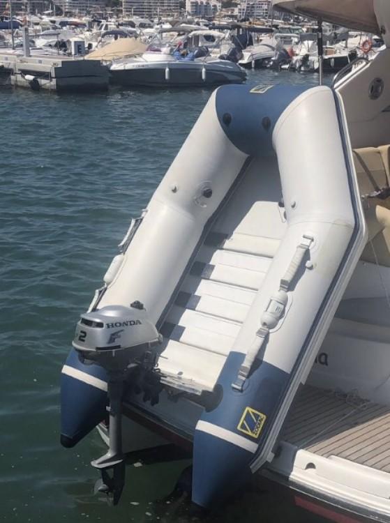 Boat rental Ibiza cheap Monte Carlo 32