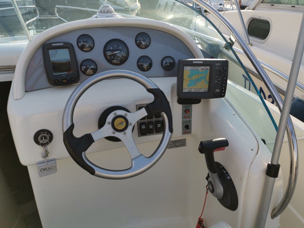 Hire Motor boat with or without skipper Rio Mandelieu-la-Napoule