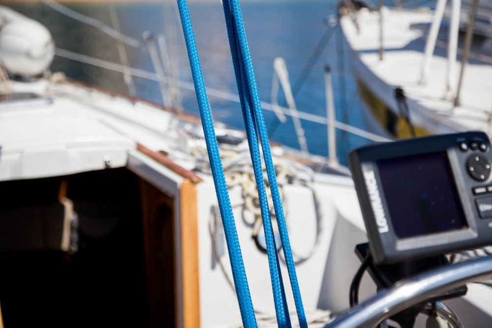 Rental Sailboat North Wind with a permit