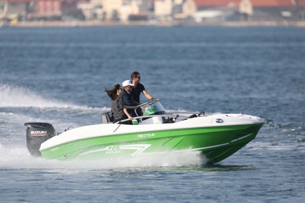 Hire Motorboat with or without skipper Rancraft Grad Zadar