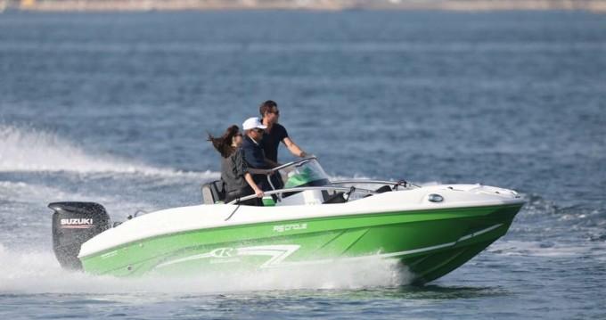 Rental Motorboat in Zadar - Rancraft Smart RS Cinque