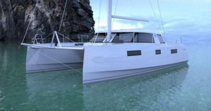 Rental yacht Hyères - Nautitech Nautitech Open 40 on SamBoat