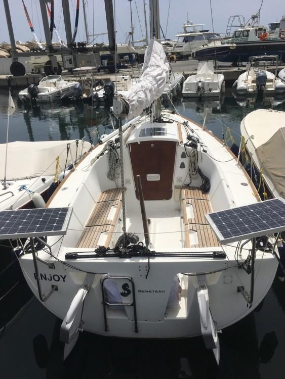 Boat rental Bastia cheap First 25 S