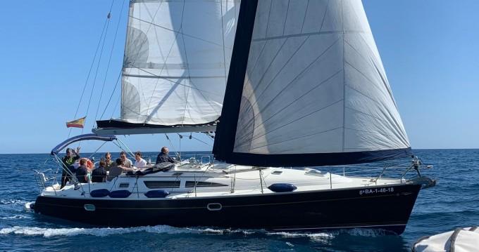 Rental Sailboat in Port de Barcelona - Jeanneau Sun Odyssey 40
