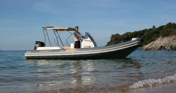 Rental RIB in Propriano - Nautica Led Nautica Led 680 GS XL