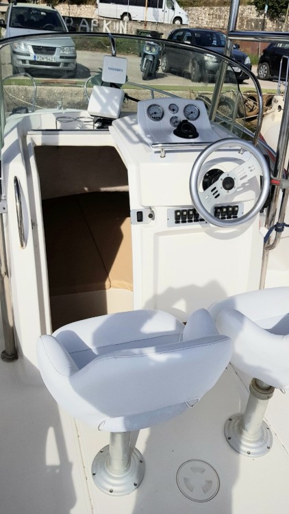 Rental Motorboat Sessa Marine with a permit