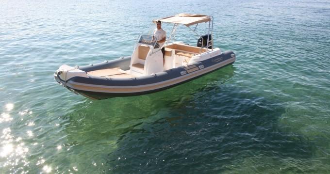 Boat rental Propriano cheap Nautica Led 680 GS XL
