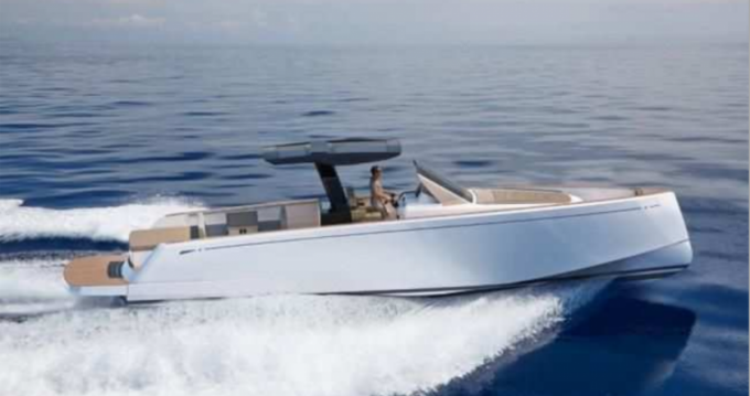 Hire Motorboat with or without skipper Pardo Yachts Bandol