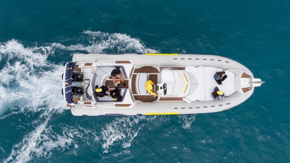 Boat rental Capelli Tempest 1000 Sun in Palma on Samboat