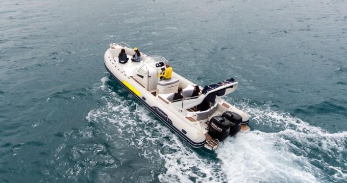 Hire RIB with or without skipper Capelli Palma de Mallorca