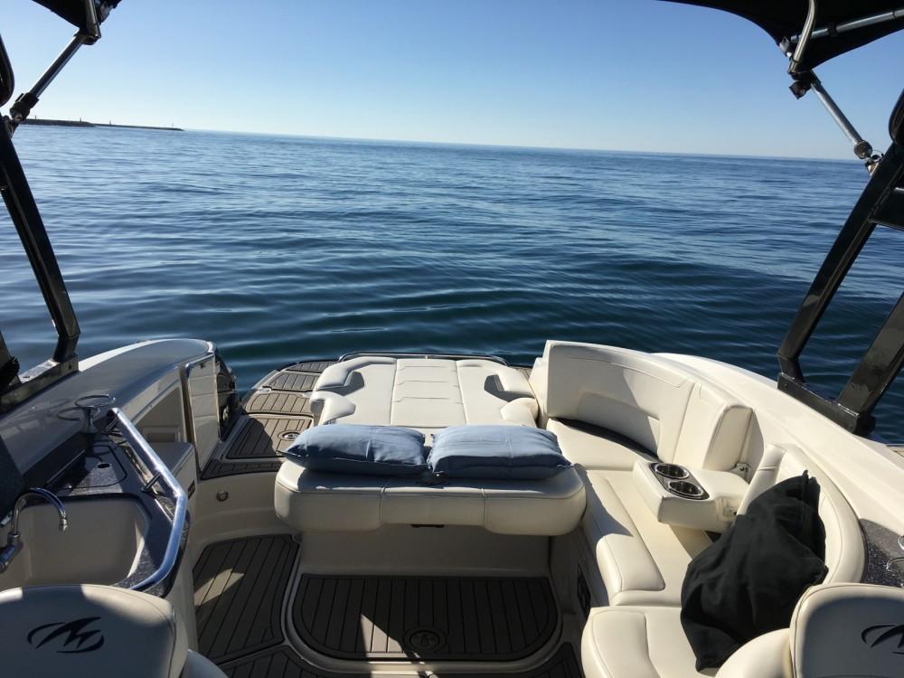 Rent a Monterey 264fsx Estepona
