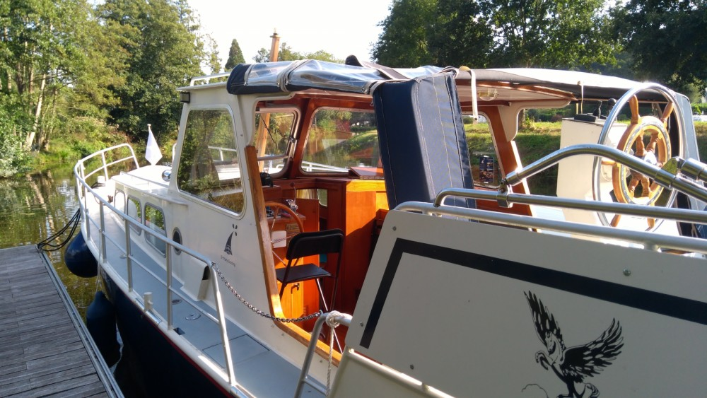 Rental Canal boat in Rohan - Altena 950