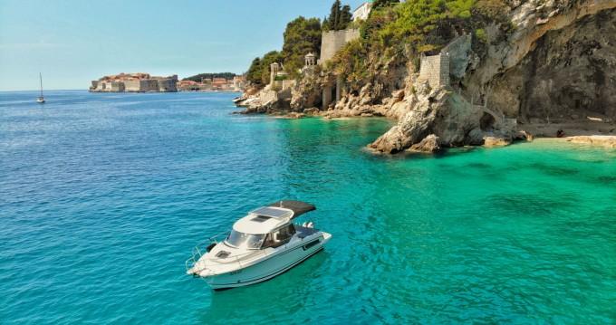 Rental yacht Dubrovnik - Jeanneau Merry Fisher 795 on SamBoat