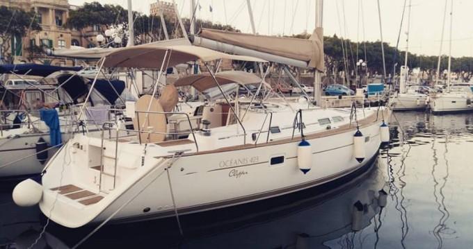 Rent a Bénéteau Oceanis 423 Clipper Ta' Xbiex