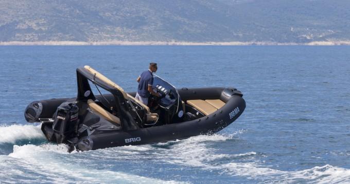 Rental yacht Brela - Brig Eagle 650 on SamBoat