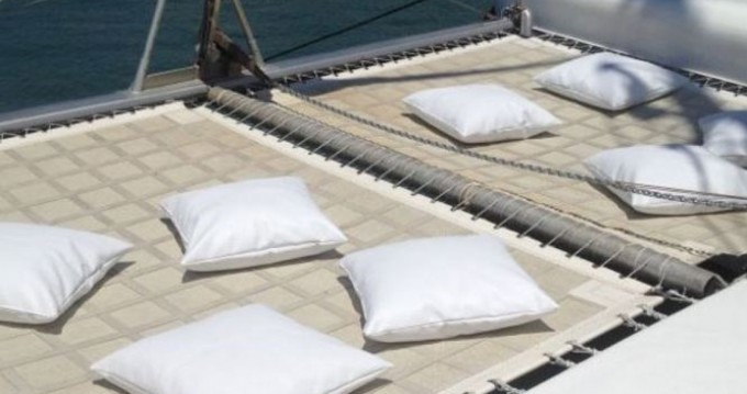 Catamaran DE EVENTOS  between personal and professional Ibiza Town