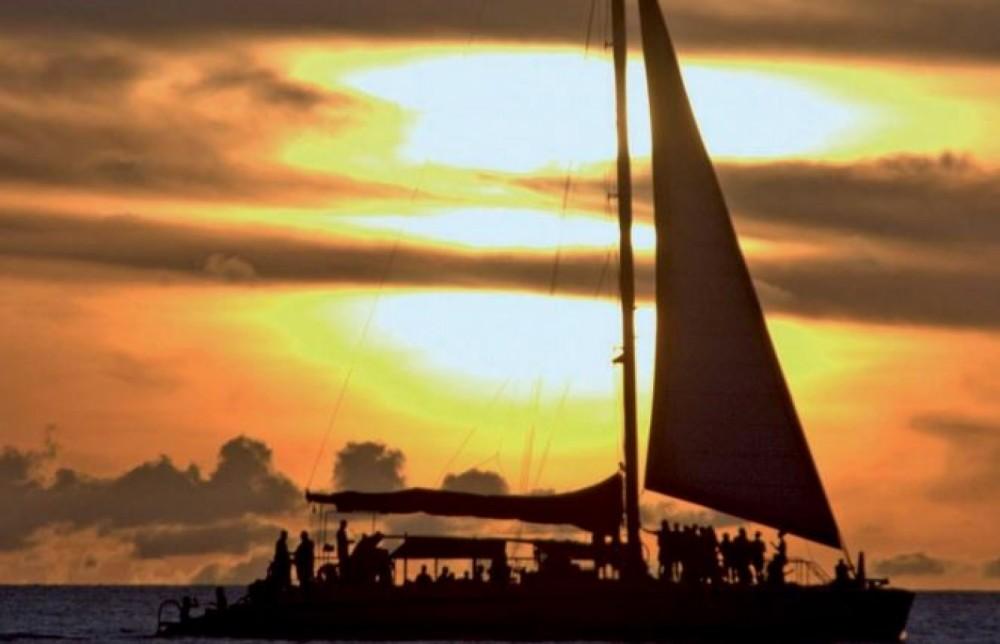 Rental Catamaran in Ibiza - Catamaran DE EVENTOS