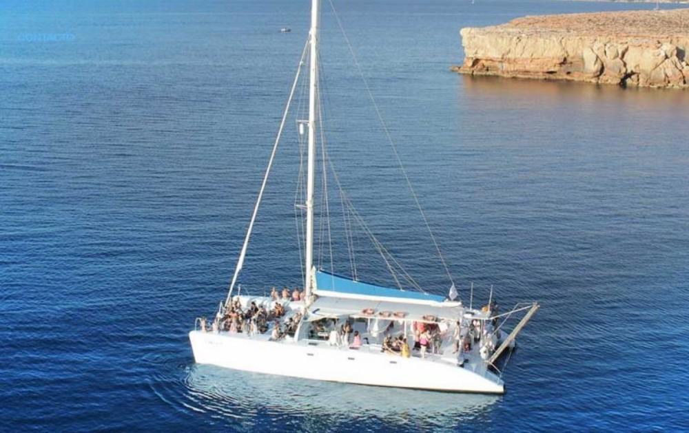 Hire Catamaran with or without skipper Catamaran Ibiza