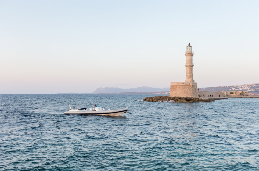 RIB for rent Chania Municipality at the best price