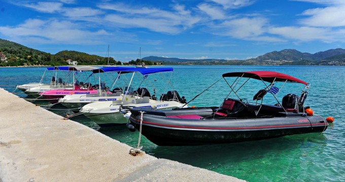 Rental yacht Nikiána - Nautilus dromeas on SamBoat