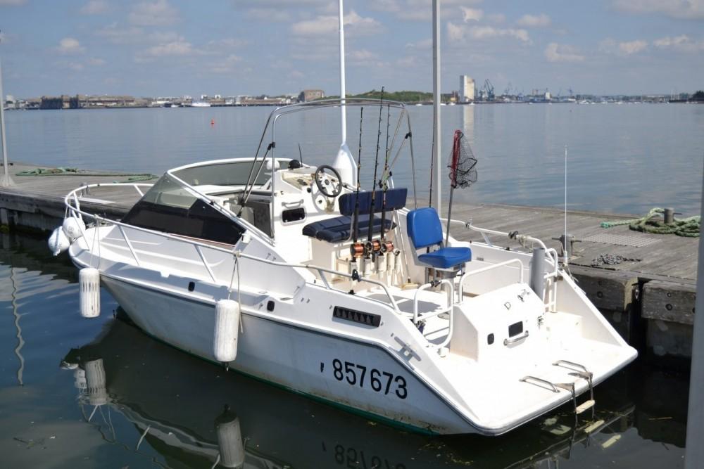 Boat rental Arcoa Arcoa 737 in Port-Louis on Samboat