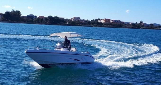 Ranieri Voyager 19 between personal and professional Korčula