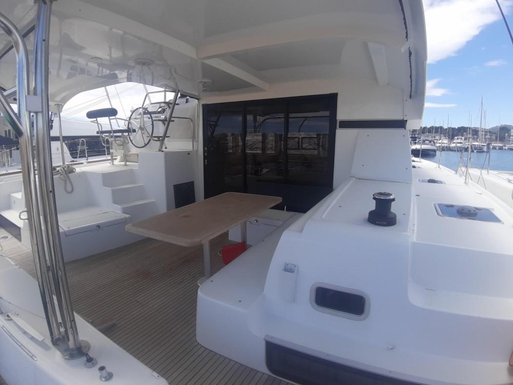 Rental yacht Hyères - Lagoon Lagoon 42 on SamBoat