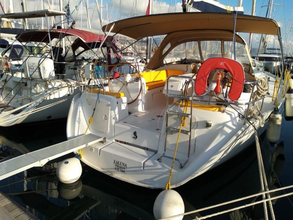 Boat rental Salamina cheap Cyclades 434