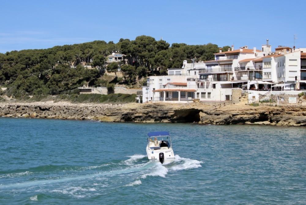 Boat rental Marinello Eden 20 in Roda de Berà on Samboat